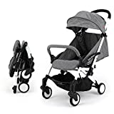 Baby Stroller Lightweight Baby Pushchairs Portable Baby Pram Foldable Baby Travel Carrier