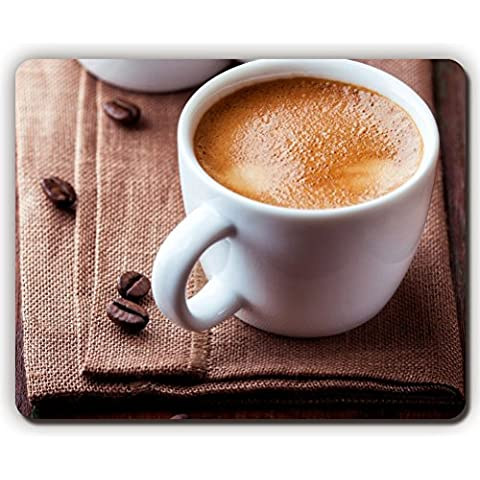 high quality mouse pad,cup coffee coffee grains tissue,Game Office MousePad size:260x210x3mm(10.2x