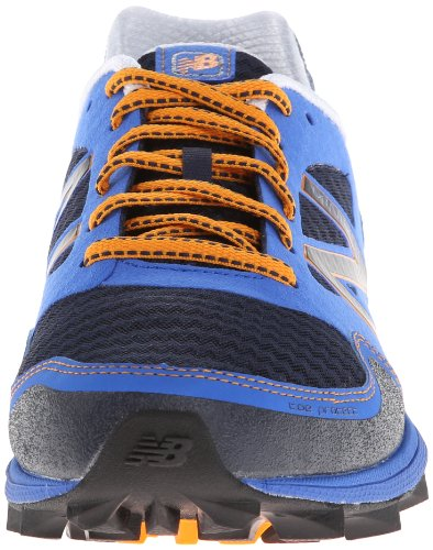 New Balance Mt00 - Scarpa, , taglia Blue/Orange
