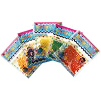 Sonline 5 paquetes de gel cristalino del suelo