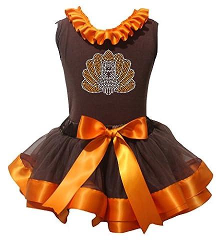 Turquie Dress Outfit - petitebelle Bling Turquie pour homme Orange Jupe