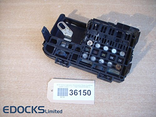 Sicherungskasten Motorraum Quickheat System Zusatzheizung Corsa D Opel