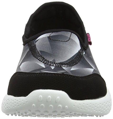Gola San Luis, Chaussures de Fitness Femme Noir (Black/white)