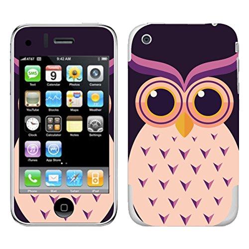 "Disagu SF-10549_1010 Design Folie für Apple iPhone 3G S - Motiv ""Taube Donut"""