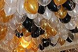 BALLOON JUNCTION Toy Balloons Metallic H...