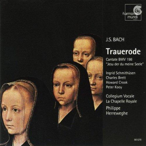 """Trauerode, BWV 198: Recitativo (T) """"Ihr Leben ließ die Kunst zu sterben"""""""