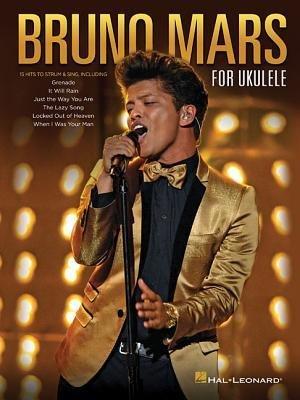 [(Bruno Mars for Ukulele)] [Author: Hal Leonard Publishing Corporation] published on (May, 2014)