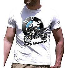 T-Shirt Maglietta Bmw Motorrad GS Personalizzata