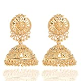 Gold Plated Traditional Jhumki by GoldNe...