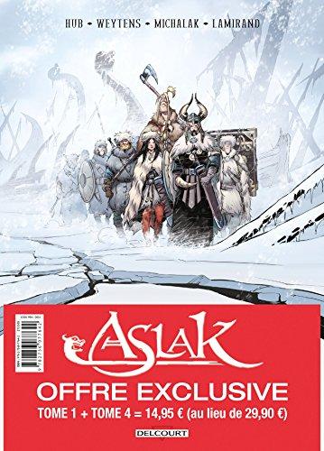 COL.PACK ASLAK 04 T01+T04 HORS COMMERCE