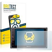 2x BROTECT Protector Pantalla Pioneer SPH-DA120 Película Protectora – Transparente, Anti-Huellas