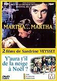 Martha Martha / Y'aura t'il de la neige à Noël - DVD double face