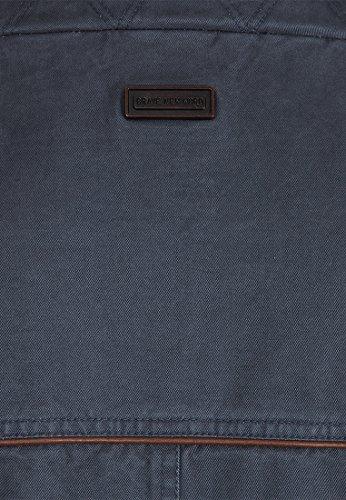 Herren Jacke Naketano Gurkengünstling III Jacke Dark Blue