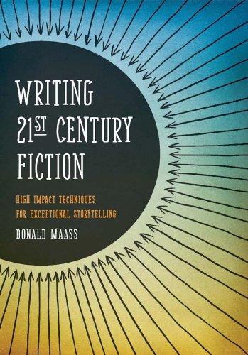 Buchseite und Rezensionen zu 'Writing 21st Century Fiction' von Donald Maass