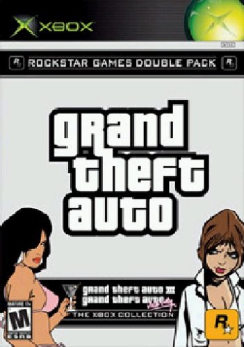 Take-Two Rockstar Games Doppelpack: Grand Theft Auto 3 + Vice City