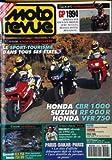MOTO REVUE [No 3117] du 30/12/1993 - ESSAI COMPARATIF : LE SPORT-TOURISME DANS TOUS...