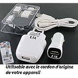 Cargador/alimentación Tablet E-Force ® para Lexibook todos modelos–10W/2.1A)–Patines de Francia/48hr.Alta calidad