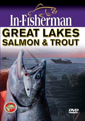 Preisvergleich Produktbild In-Fisherman Great Lakes Salmon & Trout DVD
