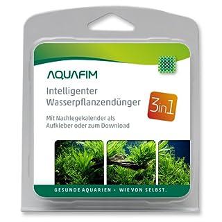 Aquafim Intelligenter Wasserpflanzendünger 3er Packung (30-80 Liter)