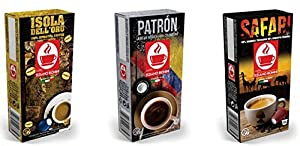 Choose 30 Nespresso Compatible Coffee Capsules - Caffè Bonini Limited Edition (3x10 Capsules) - Caffè Tiziano Bonini