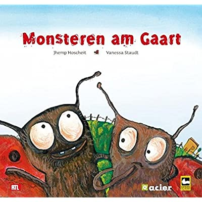 Monsteren Am Gaart Auf Luxemburgisch Pdf Epub Emerykennard