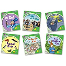 Oxford Reading Tree: Level 2: More Songbirds Phonics: Pack (6 books, 1 of each title) (Ort) by Julia Donaldson (2012-07-05)