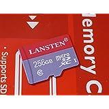 XC Micro SD Tarjeta de memoria–HIGH SPEED tarjeta SDXC/incl. garantía de devolución de dinero. 256 GB