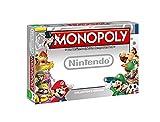 Monopoly - Nintendo-Edition - 6 Sammler Spielfiguren | Gesellschaftsspiel | Brettspiel Deutsch