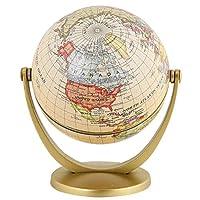 خريطة العالم العالم العالم الكرة الأرضية العتيقة مكتب المنزل ديكور المكتب الجغرافية تعليمية خريطة اللوازم المدرسية الكرة الأرضية