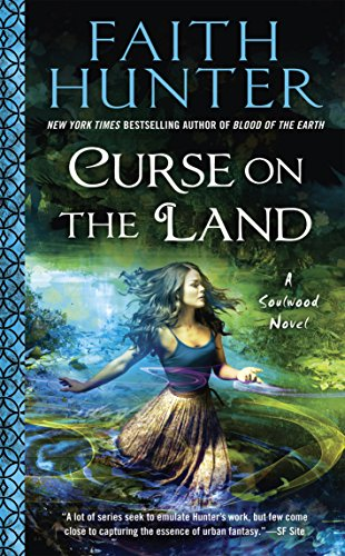 Curse on the Land (A Soulwood Novel Book 2) (English Edition)
