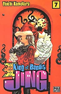King of Bandit Jing Edition simple Tome 7