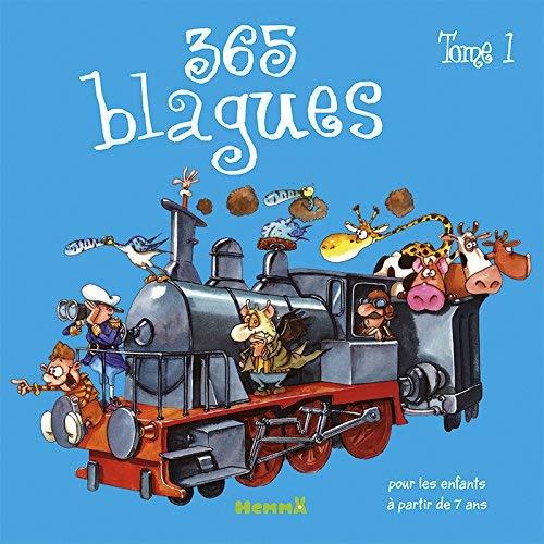365 Blagues - Tome 1 de Fabrice Lelarge ( 7 octobre 2010 )