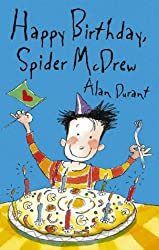Happy Birthday Spider McDrew (Roaring Good Reads)