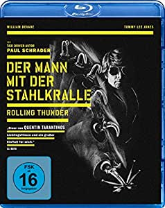 Der Mann mit der Stahlkralle [Blu-ray]