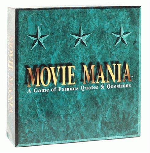 Movie Mania Board Game [englischsprachige Version]
