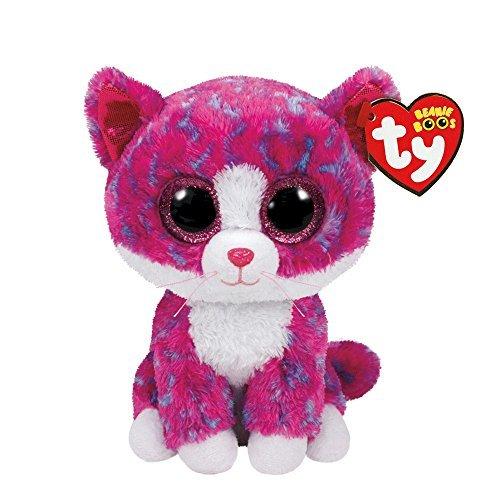 "Beanie Boo Cat - Charlotte - 15cm 6"""