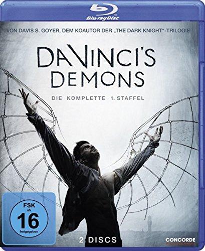 Da Vinci's Demons - die komplette 1. Staffel [Blu-ray] -