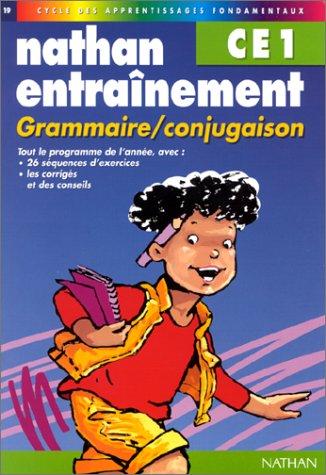 Grammaire-conjugaison CE1