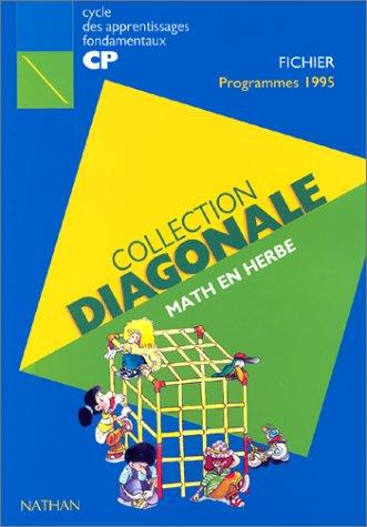 Math en herbe, CP, fichier élève, programme 1995