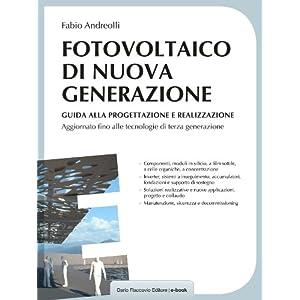 Fotovoltaico di nuova generazione