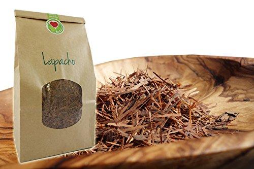 Naturherz Lapacho Tee, geschnittene Lapacho-Innenrinde in Top-Markenqualität 1kg (1000 g)