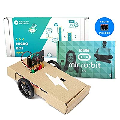 Tech Will Save Us, Micro:bot Pack | Coding games for kids, Ages 11 and up