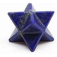 HarmonizeLapislazuli 8 Punkt-Stern Merkaba Heilige Chakra Balancing Reiki Kristall preisvergleich bei billige-tabletten.eu