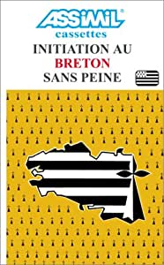 Initiation au Breton sans peine (coffret 3 cassettes) [Import anglais]