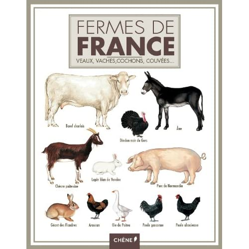 FERMES DE FRANCE