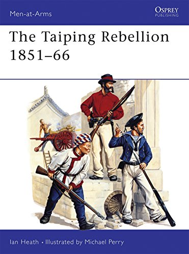 The Taiping Rebellion 1851-66 (Men-at-Arms) por Ian Heath