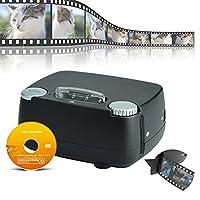 Digital negative/postive film 35mm slide scanner with 1800/3600DPI high resolution USB 35mm 135 Slide and Photo Film Scanner