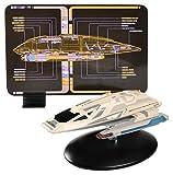 Type-11 shuttle (U.S.S. Enterprise Ncc-1701-E) Diecast Modell english magazin Eaglemoss Shuttle