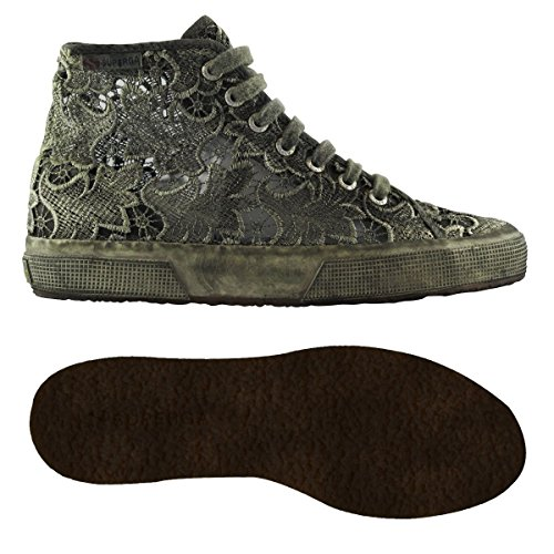 Chaussures Le Superga - 2795-macramedyedw Black