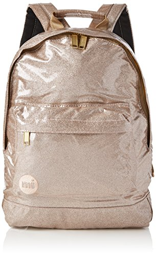 Mi-Pac Gold Backpack Mochila Tipo Casual, 41 cm, 17 Litros, Glitter Champ